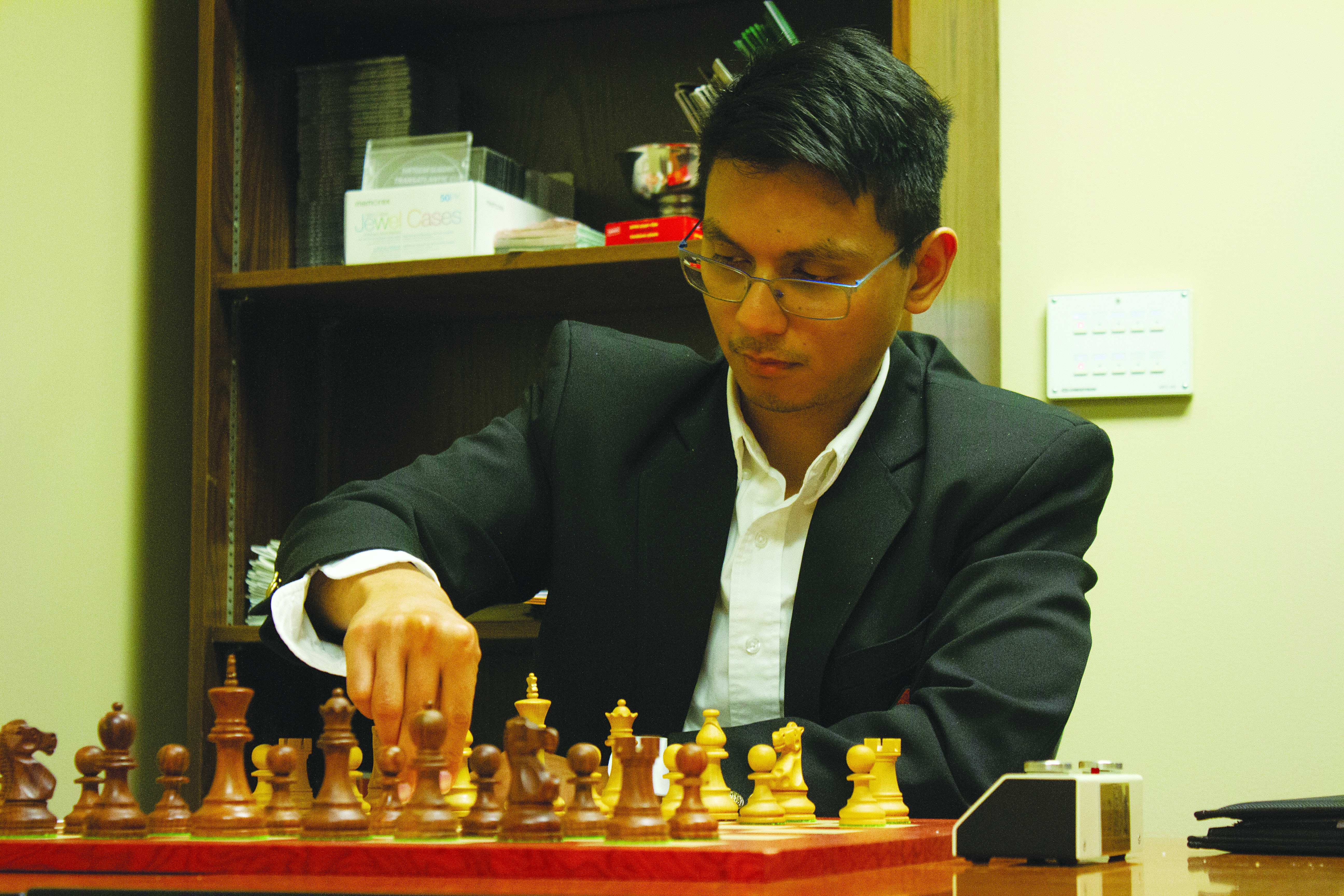 UTD places third at chess championship