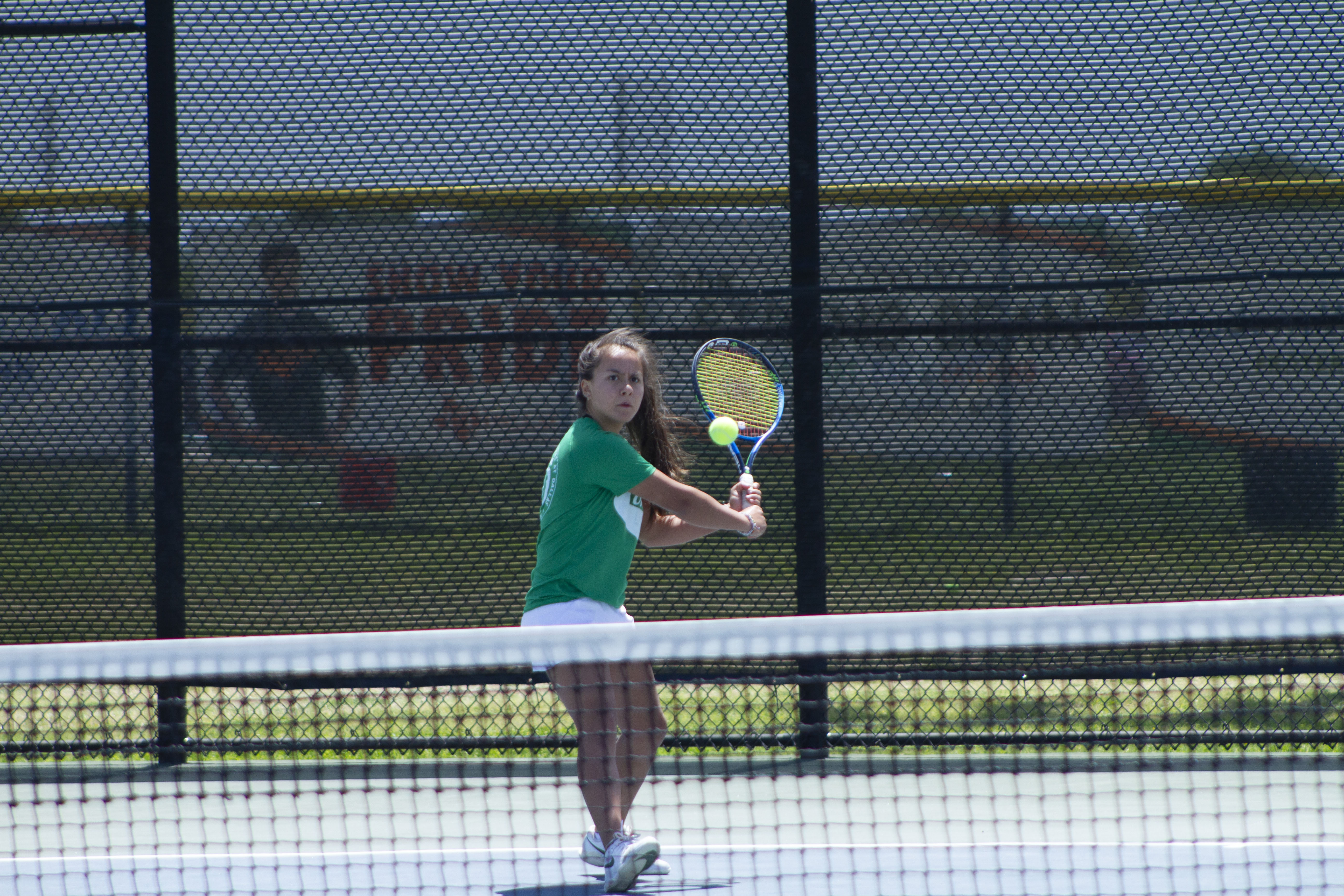 Tennis teams to compete in ASC regionals