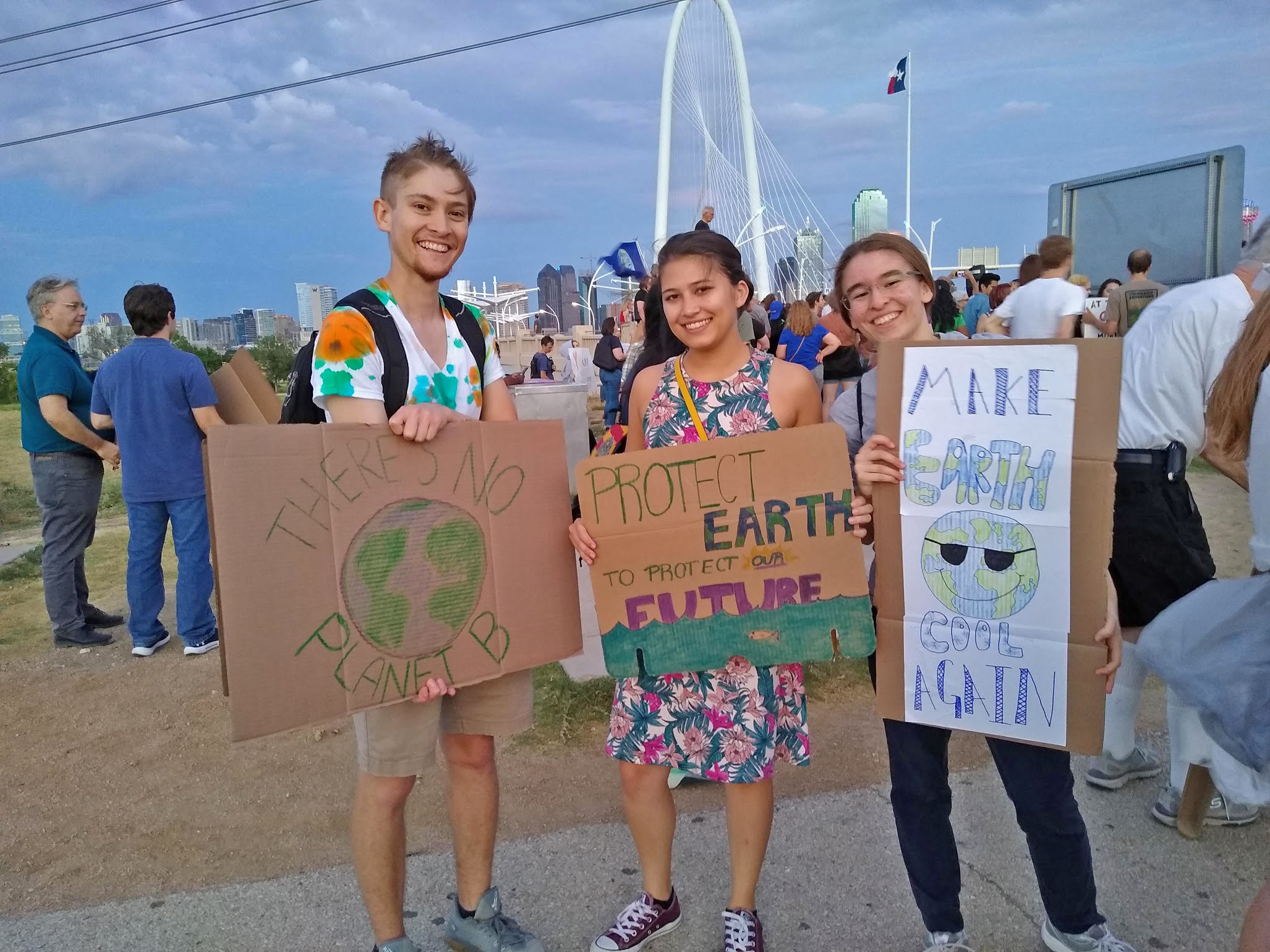 Students Strike against Climate Change