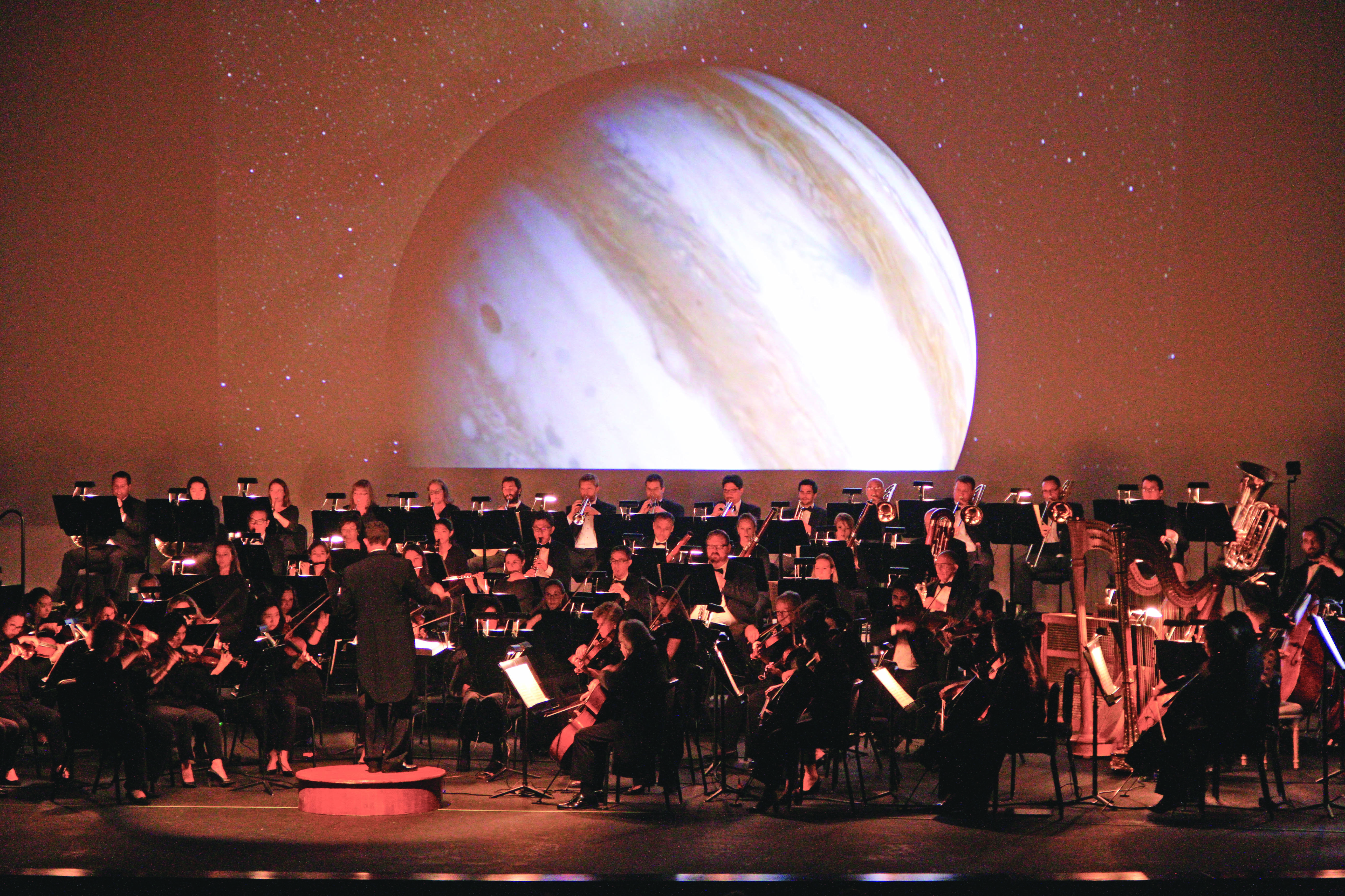 ATEC Joins Richardson Symphony Orchestra to Celebrate Anniversary of Apollo 11 Mission