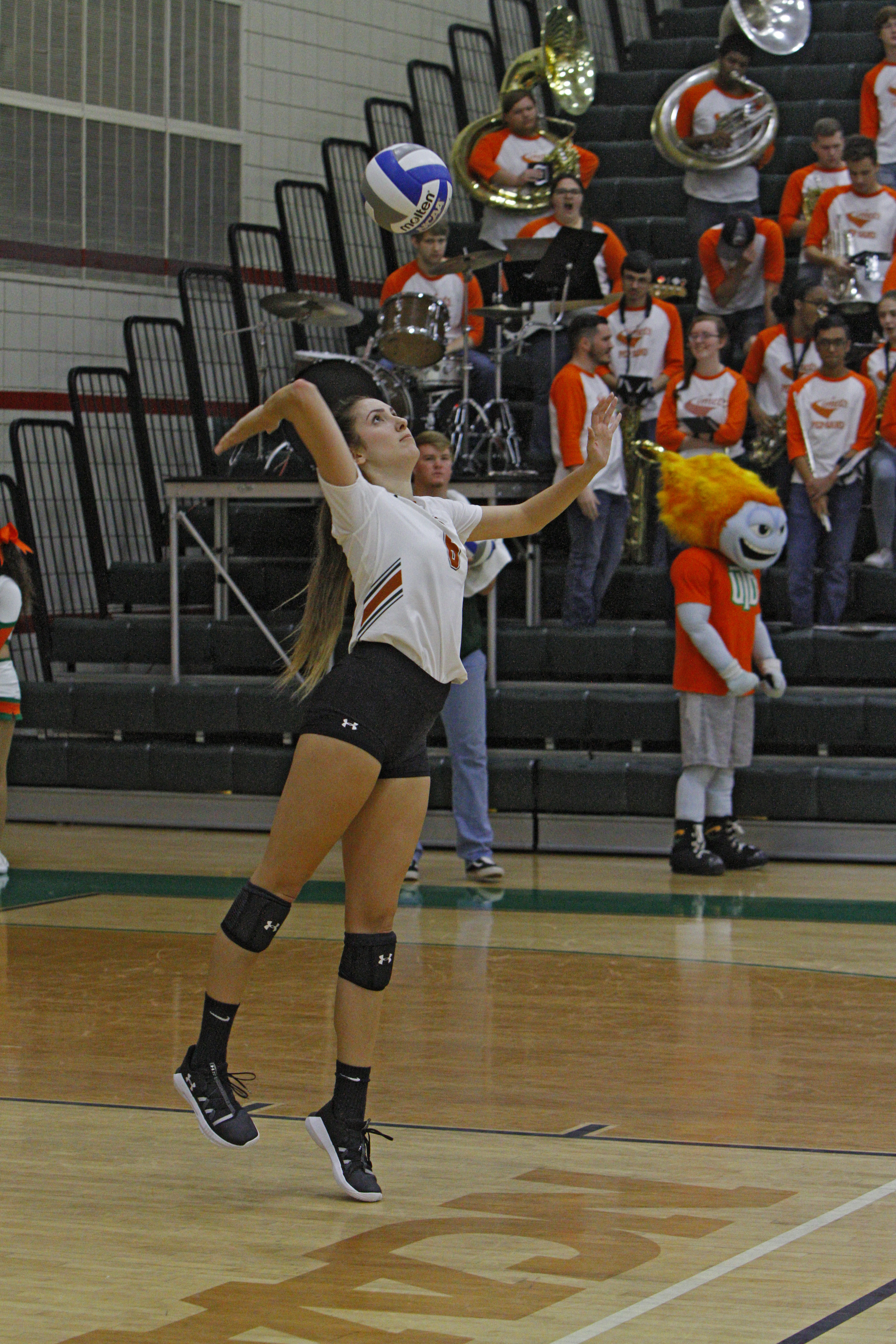 Volleyball Wins Sixth ASC Title