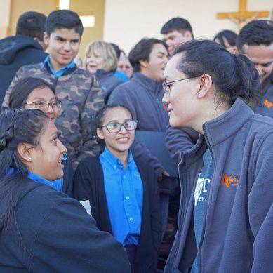 UTD Choir Holds Concert at US-Mexico Border