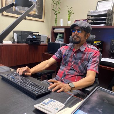 UTD custodian nominated for national custodian award