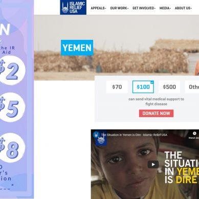 Student organizations raise money for Yemen crisis