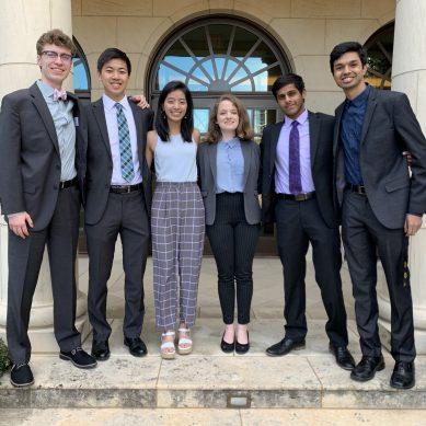Students help asylum seekers get legal assistance