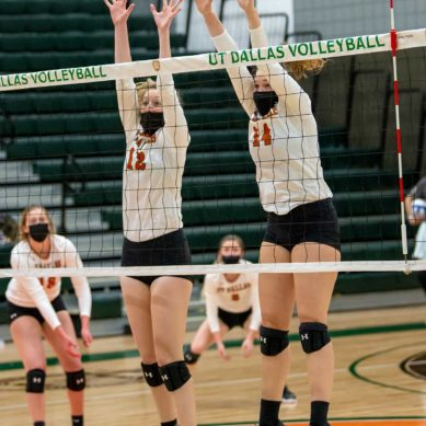 Women's volleyball begins season with eight undefeated games, soccer gets underway
