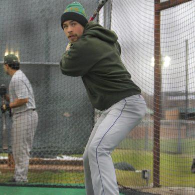 Comets batter up after delayed season