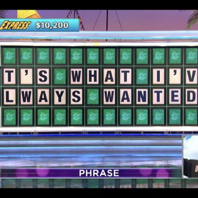 'I'm just glad I can check it off the bucket list: I did a game show'