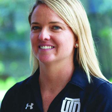 Coach check-in: Danielle Kcholi