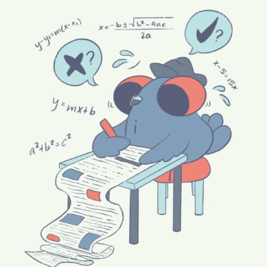 Ask Sophie: Test Anxiety
