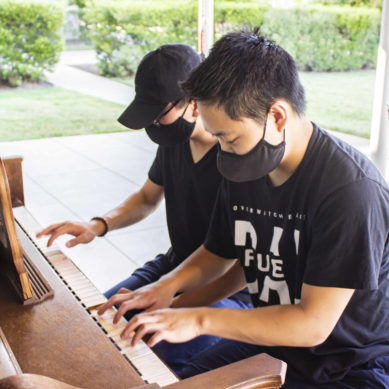 J-pop music strikes a chord strikes a chord with student with student pianists